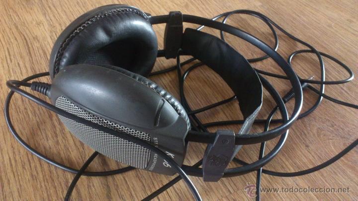 AURICULARES AKG PARA REPARAR (Radios, Gramófonos, Grabadoras y Otros - Transistores, Pick-ups y Otros)