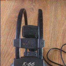 Radios antiguas: AURICULARES AKG K 66 NO FUNCIONAN PARA REPARAR. . Lote 42594059