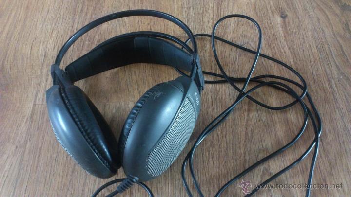 Radios antiguas: Auriculares Akg K 66 No funcionan para reparar. - Foto 2 - 42594059
