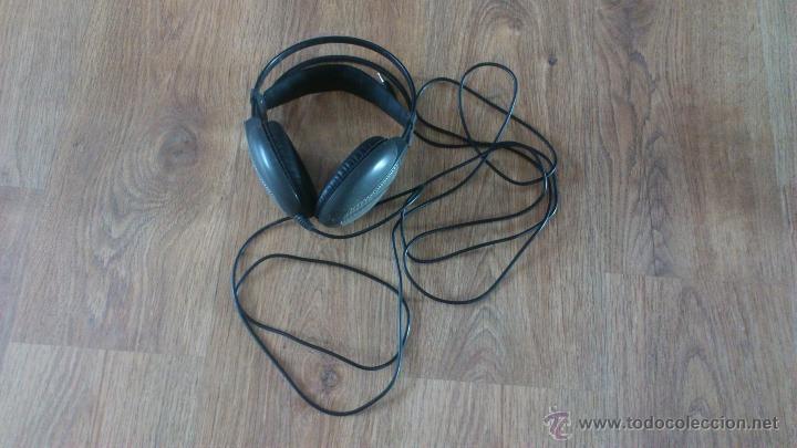 Radios antiguas: Auriculares Akg K 66 No funcionan para reparar. - Foto 4 - 42594059