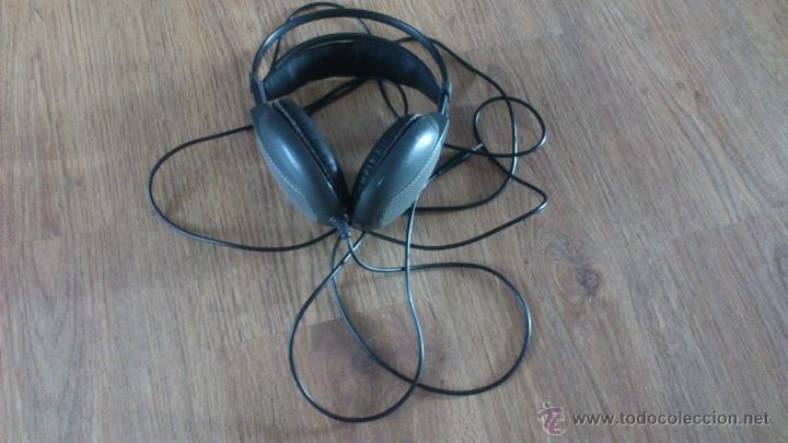 Radios antiguas: Auriculares Akg K 66 No funcionan para reparar. - Foto 6 - 42594059