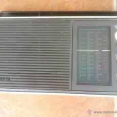 Radios antiguas: RADIO TRANSISTOR PHILIPS MODEL; 90 RL 301 .FUNCIONANDO. Lote 42662511