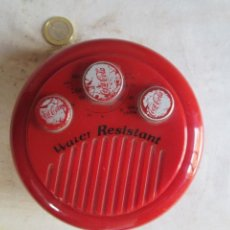 Radios antiguas: RADIO COCA-COLA. Lote 42826021