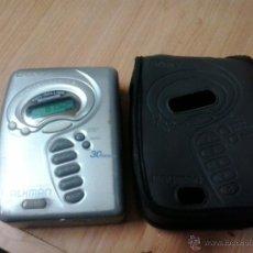 Radios antiguas: SONY WALKMAN WM-FX271-CON FUNDA. Lote 42918023