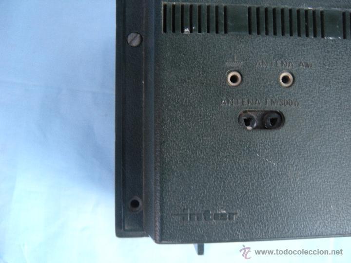 Radios antiguas: RADIO TRANSISTOR INTER. - Foto 3 - 123570736