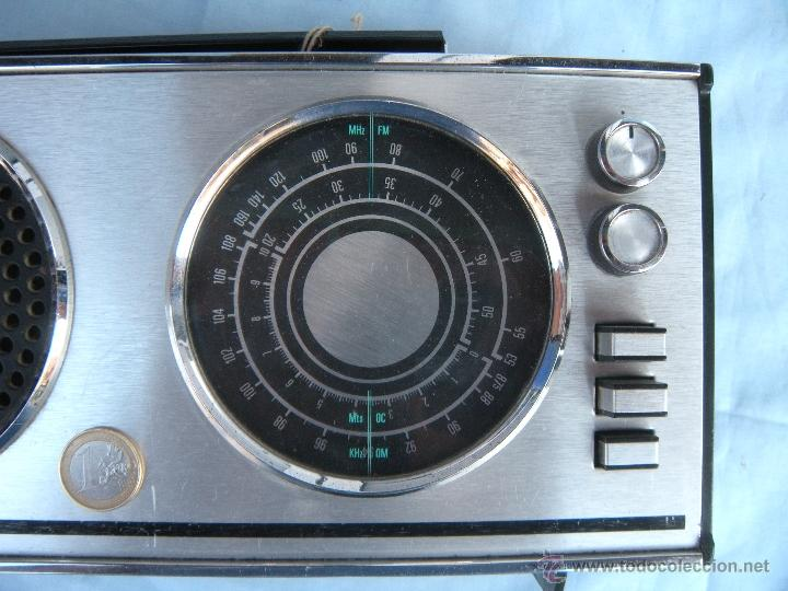 Radios antiguas: RADIO TRANSISTOR INTER. - Foto 7 - 123570736