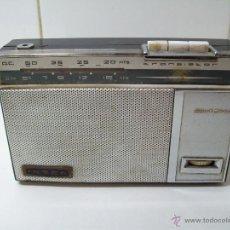 Radios antiguas: RADIO ANTIGUA TRANSISTOR INTER LIKE (1962). Lote 43170277