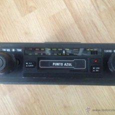 Radios antiguas: RADIOCASETE DE COCHE. Lote 43462455