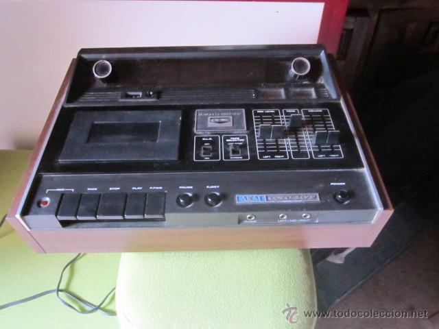 AKAI GXC 40T - RADIO CASSETTE OCHENTERO FUNCIONANDO. (Radios, Gramófonos, Grabadoras y Otros - Transistores, Pick-ups y Otros)