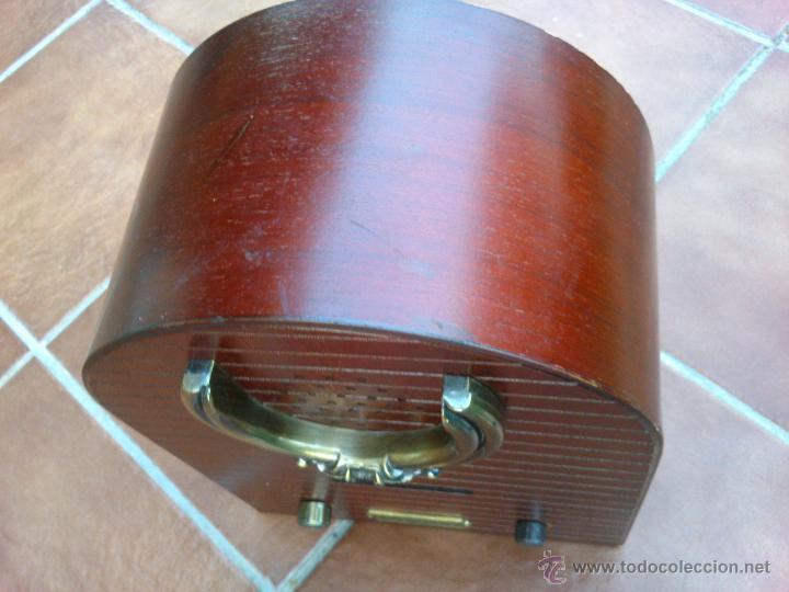 Radios antiguas: REPLICA RADIO CAPILLA.36X26X15CM. - Foto 6 - 44231379