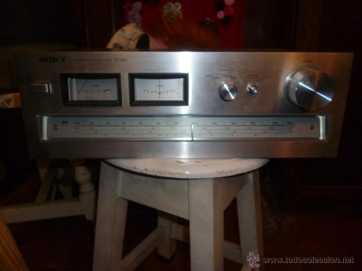 Radios antiguas: RADIO SONY MODELO ST- A3L - Foto 5 - 44418041