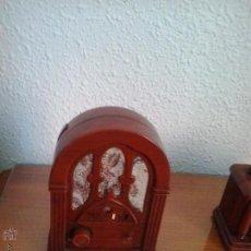 Radios antiguas: TRANSIISTOR EN FORMA DE RADIO ANTIGUO. Lote 44706220
