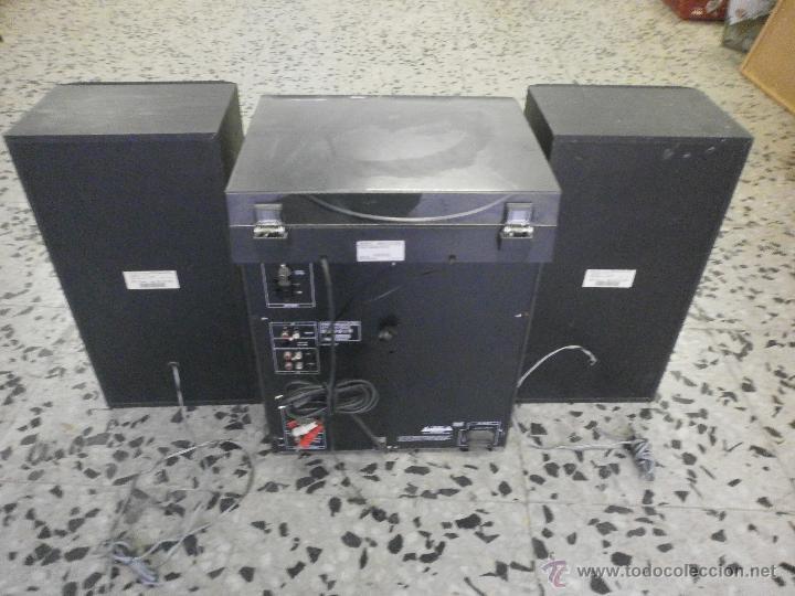 Radios antiguas: EQUIPO DE MUSICA Y ALTAVOCES SONY - Foto 4 - 167079186