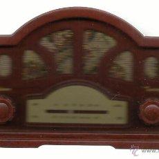 Radios antiguas: APARATO DE RADIO DE COLECCION DE NOSTALGIA DE LA RADIO MODELO PI 86 PERFECTO FUNCIONAMIENTO Y ESTADO. Lote 69469578