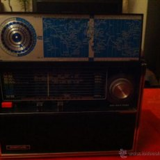 Radios antiguas: RADIO OVERTURE SOLID STATE DELUXE MULTI BAND. Lote 44925559