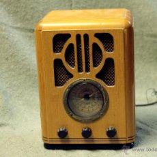 Radios antiguas: REPLICA DE RADIO ANTIGUA. FUNCIONANDO.. Lote 88285910
