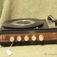Radios antiguas: TOCADISCOS BETTOR. Lote 45075108