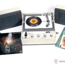 Radios antiguas: TOCADISCO READER´S DIGEST STEREO 1001 AÑO 1967. Lote 45254578