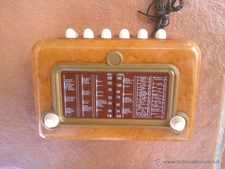 REPLICAS EN MINIATURA;SUPERGIOIELLO MOD;195.ITALIA. (Radios, Gramófonos, Grabadoras y Otros - Transistores, Pick-ups y Otros)
