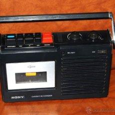Radios antiguas: CASSET SONY TC65. Lote 45432782