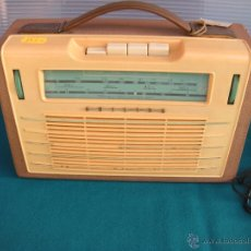 Radios antiguas: RADIO PORTATIL PHILIPS. Lote 45673802