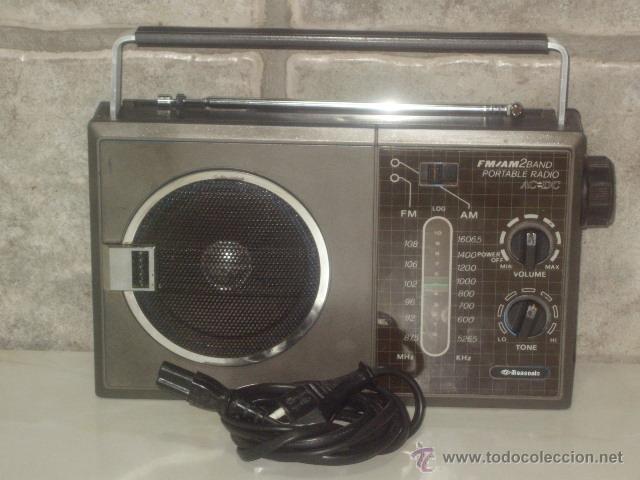 Radios antiguas: VINTAGE.RADIO TRANSISTOR,MANSONIC.FUNCIONANDO. - Foto 2 - 45879451