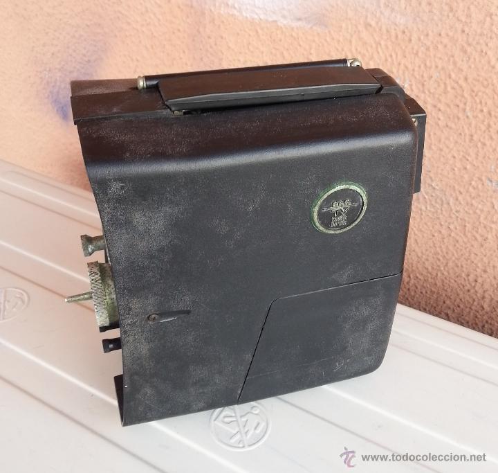 Radios antiguas: TELEVISOR PORTATIL STANDARD SR3 - TRANSISTOR TELEVISION - Foto 3 - 47156658