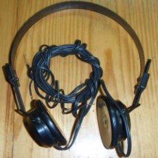 Radios antiguas: AURICULARES PARA RADIO . Lote 46043647