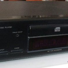 Radios antiguas: REPRODUCTOR CD / JVC XL-V184. Lote 46059740