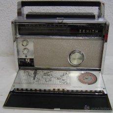 Radios antiguas: RADIO MULTIBANDAS ZENITH TRANS-OCEANIC. Lote 44834945