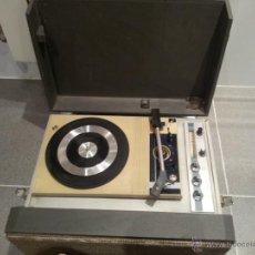 Radios antiguas: ANTIGUO TOCADISCOS MARCA SUBERT 707 VER FOTOS. Lote 46168993