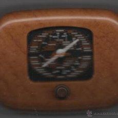 Radios antiguas: RADIO DE LA COLECCIÓN RADIOS DE ANTAÑO MODELO SAVIGLIANO OVETTO FUNCIONANDO PERFECTAMENTE. Lote 46174299