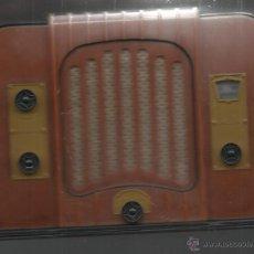 Radios antiguas: RADIO DE LA COLECCIÓN RADIOS DE ANTAÑO MODELO LINCOLN 60 FUNCIONANDO PERFECTAMENTE. Lote 76611715