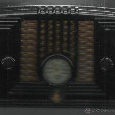 Radios antiguas: RADIO DE LA COLECCIÓN RADIOS DE ANTAÑO MODELO EMERSON BA 199 FUNCIONANDO PERFECTAMENTE. Lote 46185063