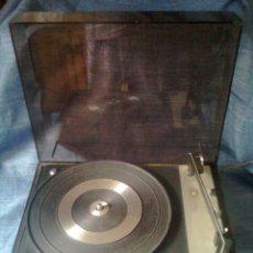 Radios antiguas: TOCADISCOS ESPAÑOL BETTOR EF-141 - GIRADISCOS DUAL 420 AÑOS 60´S. Lote 102823346