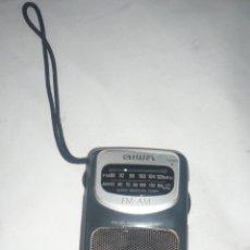 Radios antiguas: RADIO TRANSISTOR AIWA CR-AS11. Lote 46478660