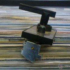 Rádios antigos: BASE DE BRAZO Y MECANISMO ELEVADOR DE TOCADISCOS PLATO GIRADISCOS THORENS TD160. Lote 219988393