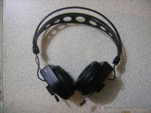 Radios antiguas: AURICULARES POR INFRAROJOS SABA AUDIOMATIC 7L....VINTAGE HI-FI RARISIMOS - Foto 7 - 46634192