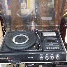 Radios antiguas: TOCA DISCOS Y CASSETTE THONSON TC1001. Lote 46638581