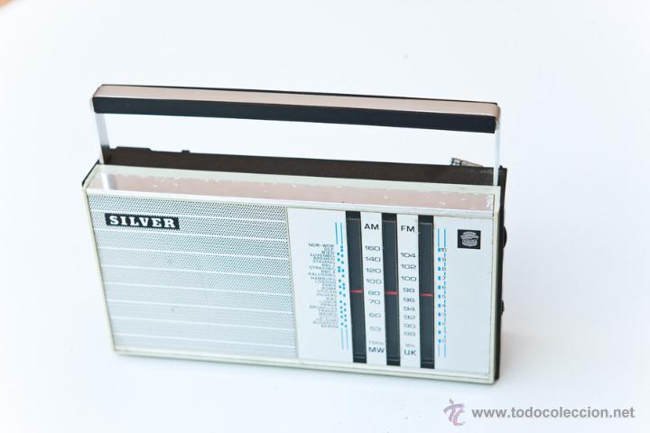 Radios antiguas: LOTE RADIOS Y RADIO CASSETES. ROTOS - Foto 6 - 114354814