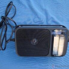 Radios antiguas: RADIO TRANSISTOR PANASONIC MODELO REF. 2400- FUNCIONANDO-. Lote 46924478