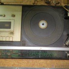 Radios antiguas: RADIO TOCADISCOS RADIOCASSETTE. 953 PHILIPS. Lote 47063420