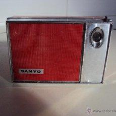 Radios antiguas: SANYO PEQUEÑIN. Lote 47265277
