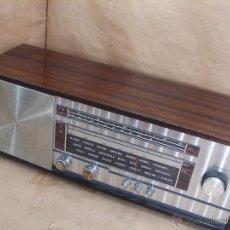 Radios antiguas: ANTIGUA RADIO - MADERA - AÑOS 60 - ¡¡¡ MUY BUEN ESTADO ¡¡¡¡ COMPLETO. Lote 47319893