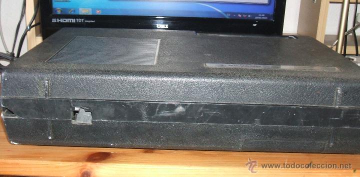 Radios antiguas: Equipo Compacto.Marca Silvano (Radio,Cassette y Tocadiscos) - FKPC-717 - Foto 12 - 47320456