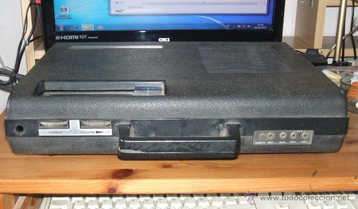 Radios antiguas: Equipo Compacto.Marca Silvano (Radio,Cassette y Tocadiscos) - FKPC-717 - Foto 16 - 47320456