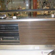 Radios antiguas: OCASION RADIO CASSETTE GRUNDIG C 3000 AUTOMATIC. - TALLER NO VA. Lote 47393457