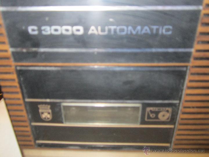Radios antiguas: OCASION radio Cassette Grundig C 3000 Automatic. - taller no va - Foto 3 - 47393457