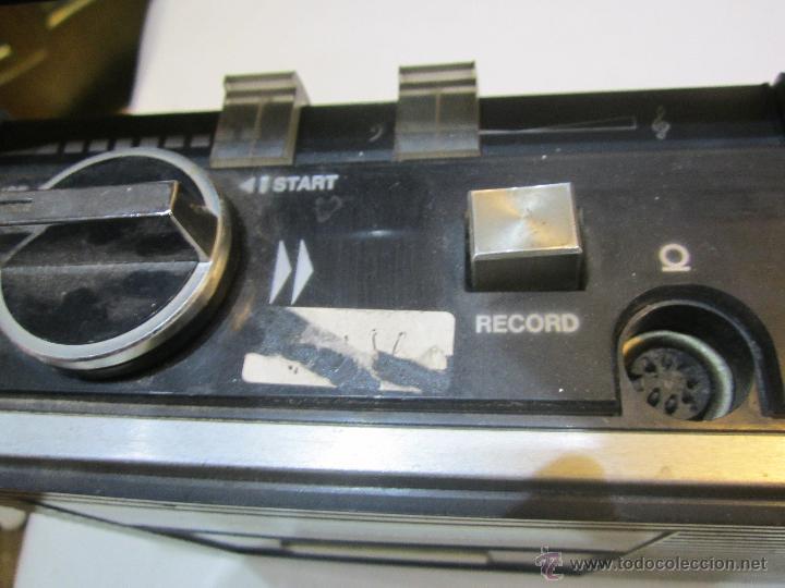 Radios antiguas: OCASION radio Cassette Grundig C 3000 Automatic. - taller no va - Foto 5 - 47393457