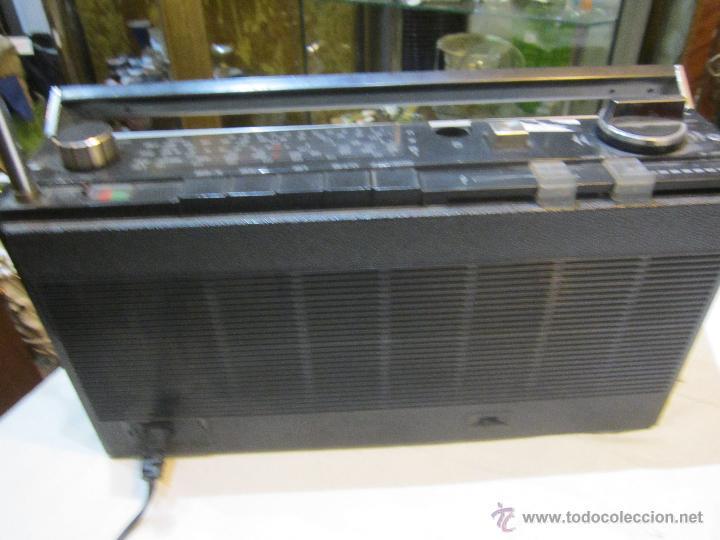 Radios antiguas: OCASION radio Cassette Grundig C 3000 Automatic. - taller no va - Foto 6 - 47393457
